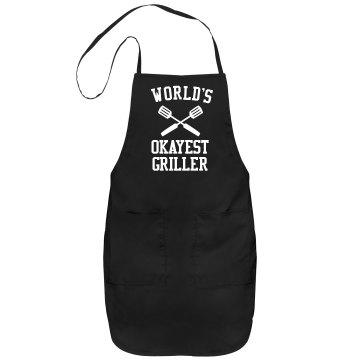 World's Okayest Griller
