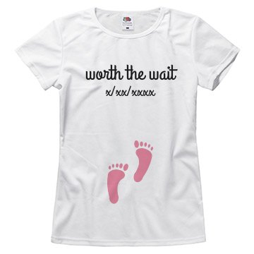 Worth The Wait Maternity