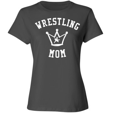 Wrestling mom deserves crown