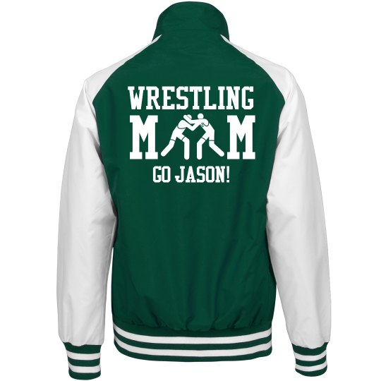 Wrestling Mom Pride