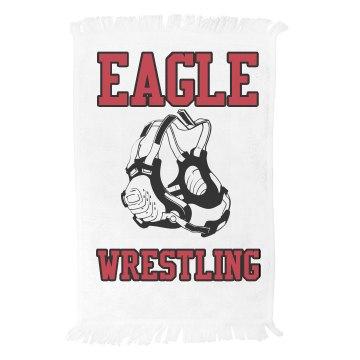 Wrestling towel