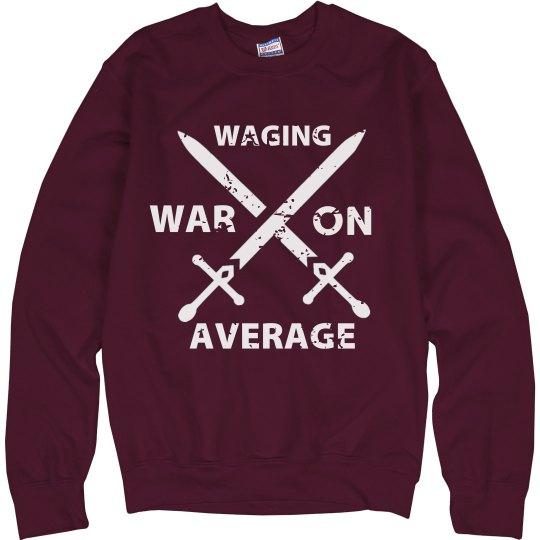 WWOA Unisex Crewneck Sweater