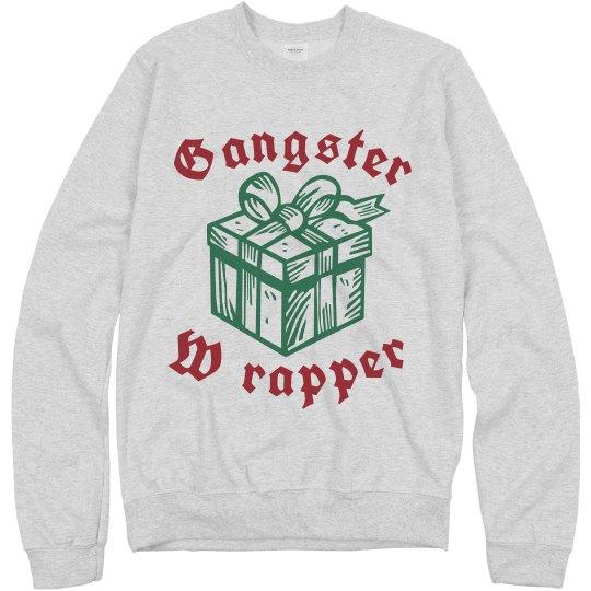 Xmas Gangster Wrapper