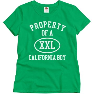XXL California Boy