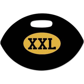 XXL Football Tag