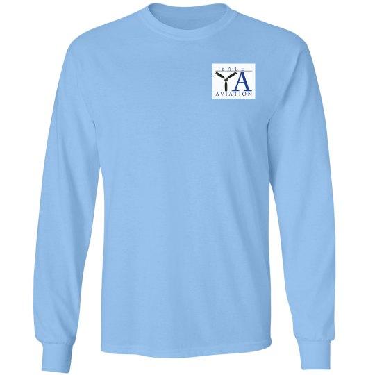 YA long-sleeved sm logo