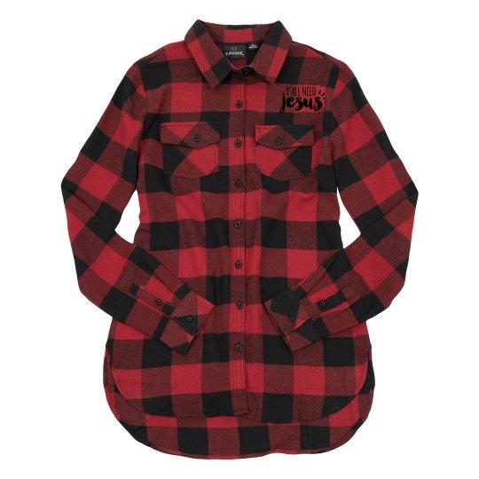 Yall need Jesus shirt