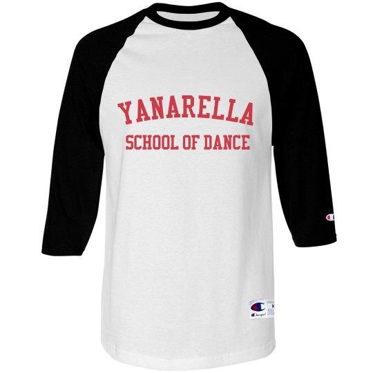 Yanarella Dance Dad Jersey '17