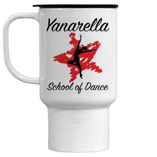 Yanarella Dance Mom Mug