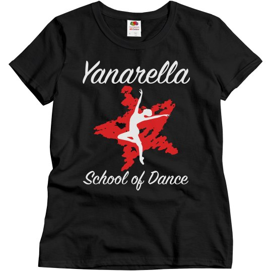 Yanarella Dance Mom Tee