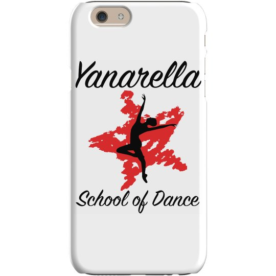 Yanarella iPhone 6 Case