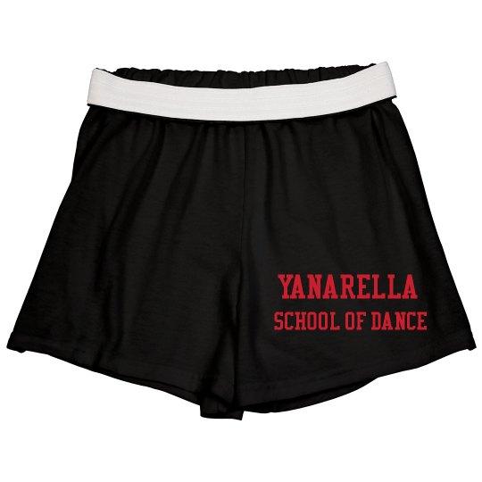 Yanarella Shorts