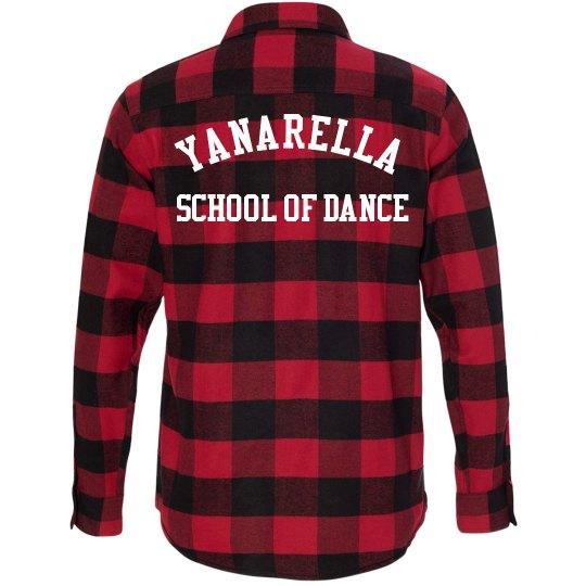 Yanarella Unisex Flannel