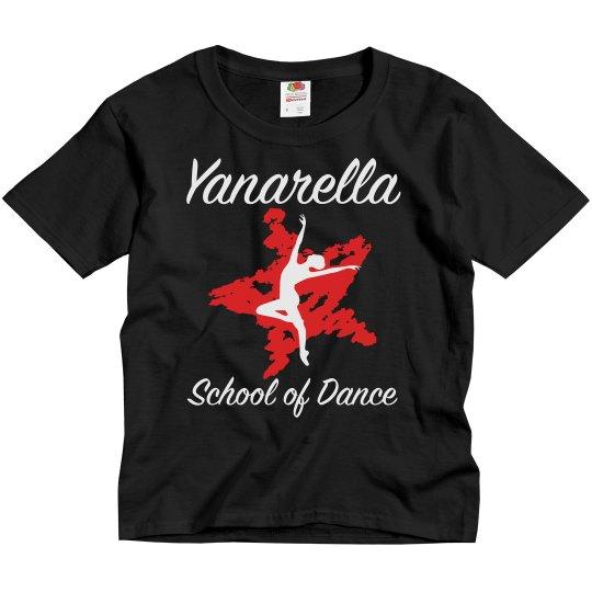 Yanarella Youth Tee