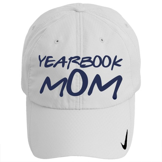 Yearbook Mom Hat