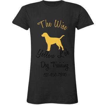 Yellow Lab Dog training