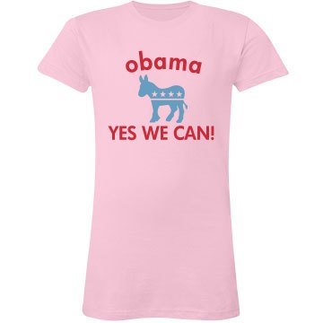 Yes We Can Obama