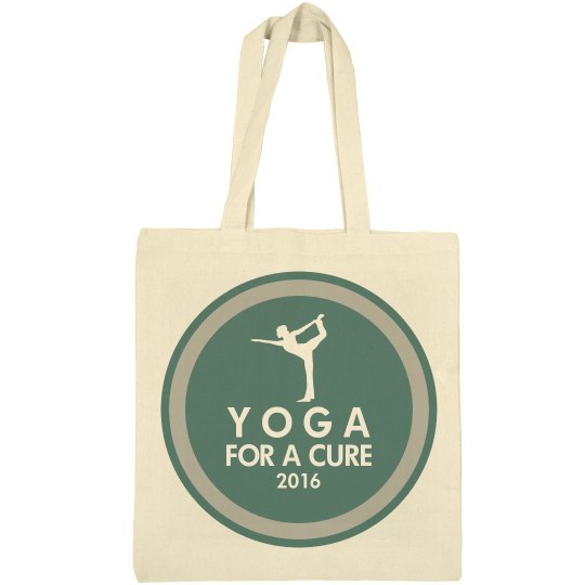 Yoga for a Cure Bag