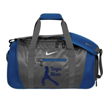 Yoga Mom Duffel Bag