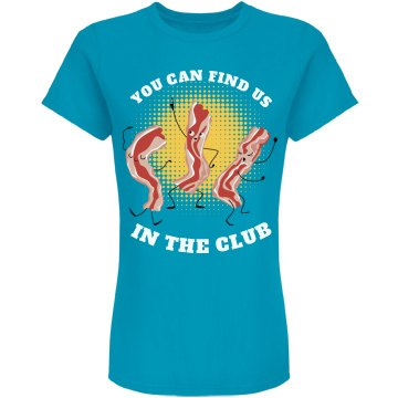 You Can Find Us Shirt