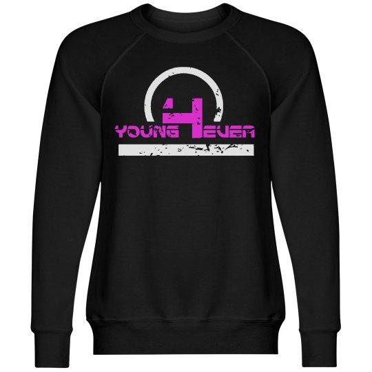 Young4ever crewneck