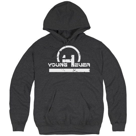 Young4ever Hoodie @Vonnababyyy Editions