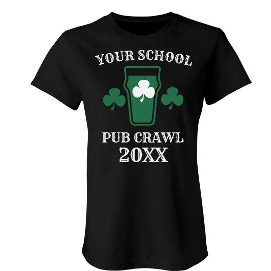 Your College Pub Crawl