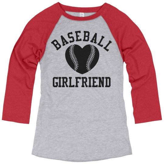 Your Custom Baseball Girlfriend Jersey