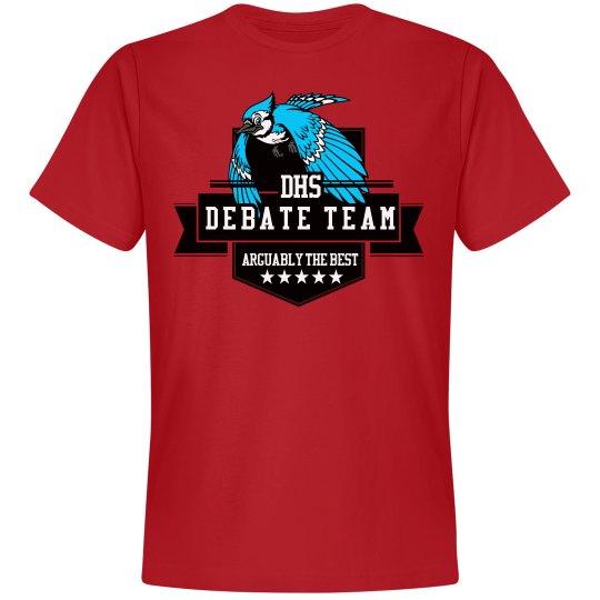 Your Custom Debate Team