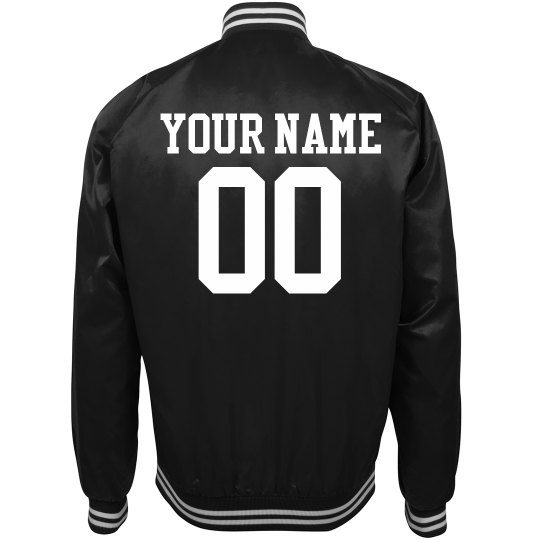 Your Custom Sports Fan Bomber