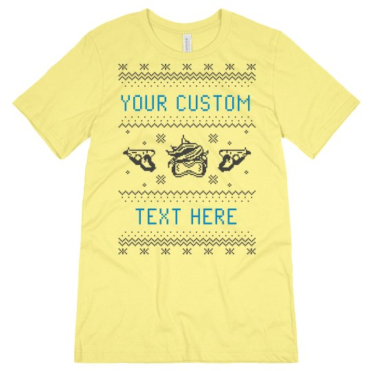 Your Custom Text Tracer Tee
