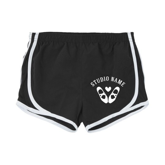 Your Dance Studio Name Shorts