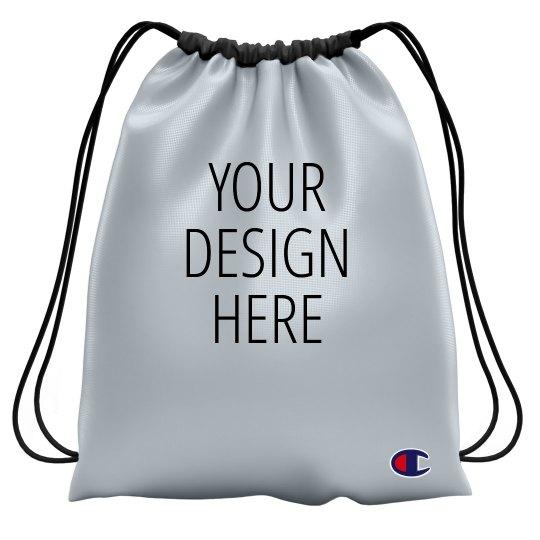 Your Design Custom Drawstring Bag