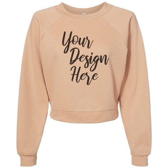 Your Design Custom Sweater
