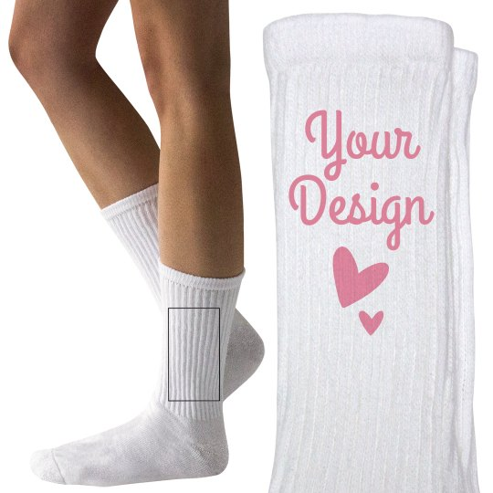 Your Design Cute Custom Valentine