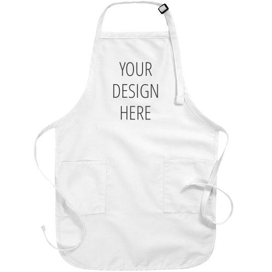Your Design Here Custom Apron