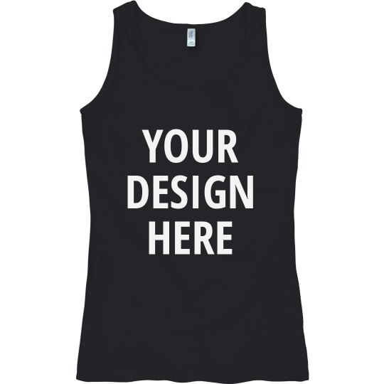 Your Design Here Fitness Gear
