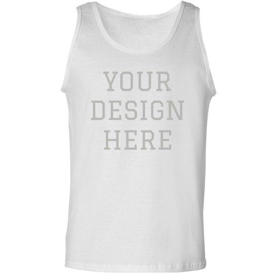 Your Design Here Unisex Tank