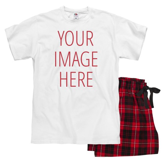 Your Image Here Valentine PJs