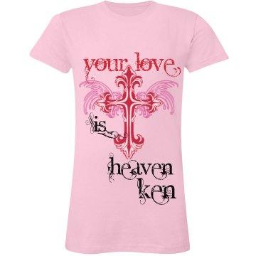Your Love Is Heaven