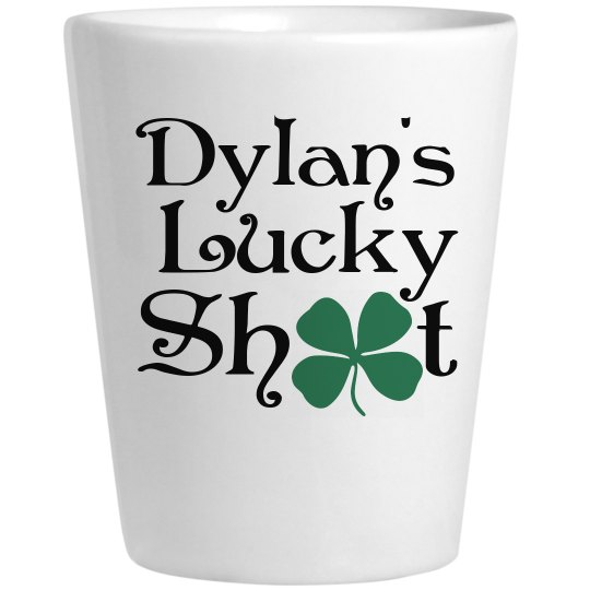 Your Lucky Shot Glass