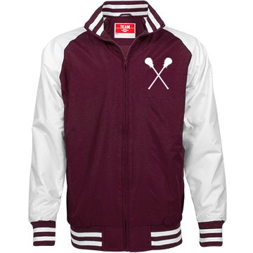Your name Lacrosse Jacket