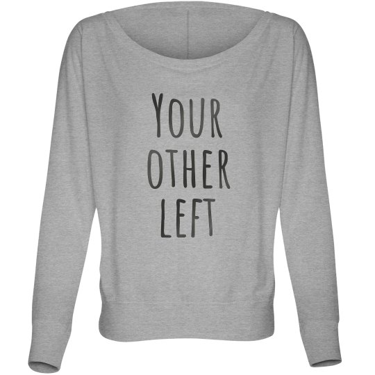 YOUR OTHER LEFT