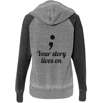 Your Sory Lives On Hoodie