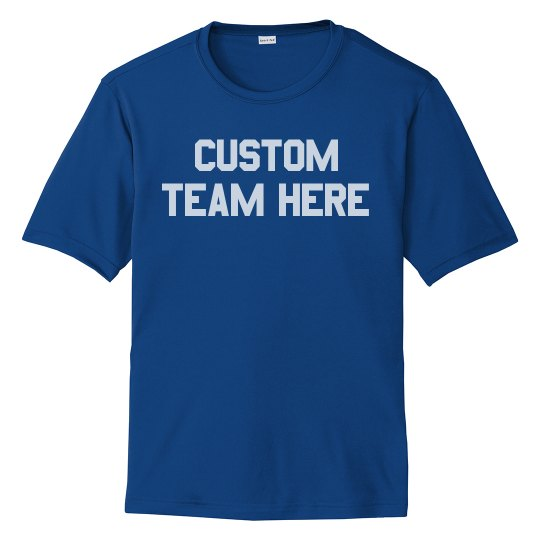 Your Team Here Performance Tee