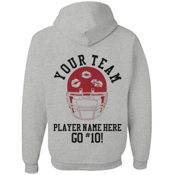 Your Team Spirit Hoody