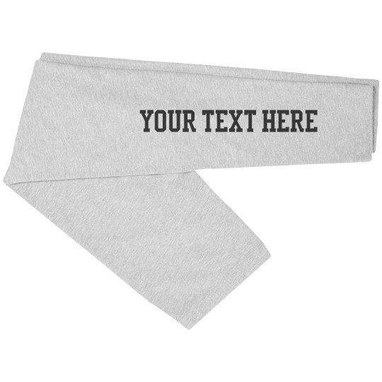 Your Text Here Custom Leggings
