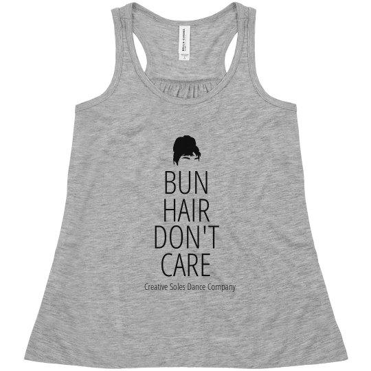 Youth - Bun Hair Tank