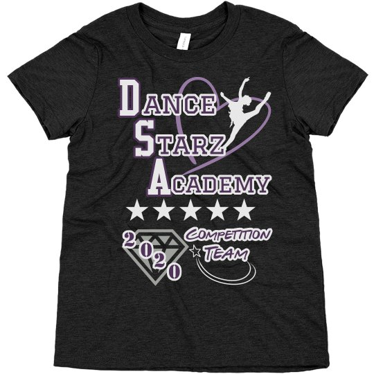 Youth 2020 competition shirt