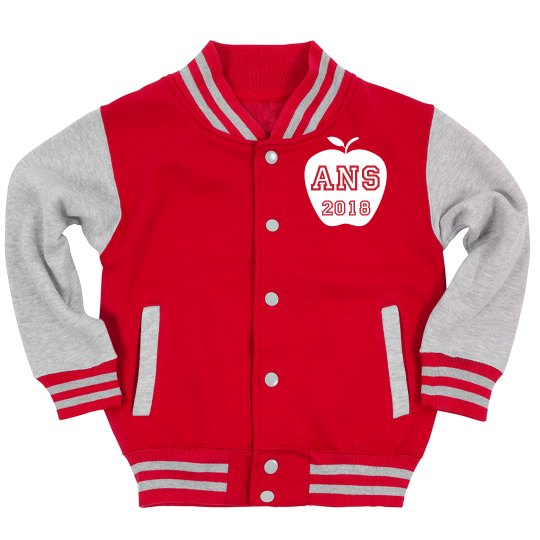 Youth ANS 80th Letter Jacket
